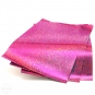 Aufbügelflex HappyFashion Sparkle Pink