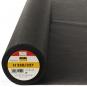 Bügeleinlage H 250 90cm breit schwarz