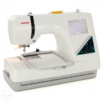 Janome Memory Craft 350E Limited Edition