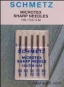 SCHMETZ Microtex Nadeln Stärke 60