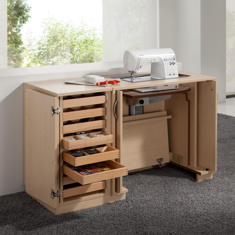 n hm bel arbeitsplatz oslo mit kleinteile container stack im n hpark kaufen. Black Bedroom Furniture Sets. Home Design Ideas
