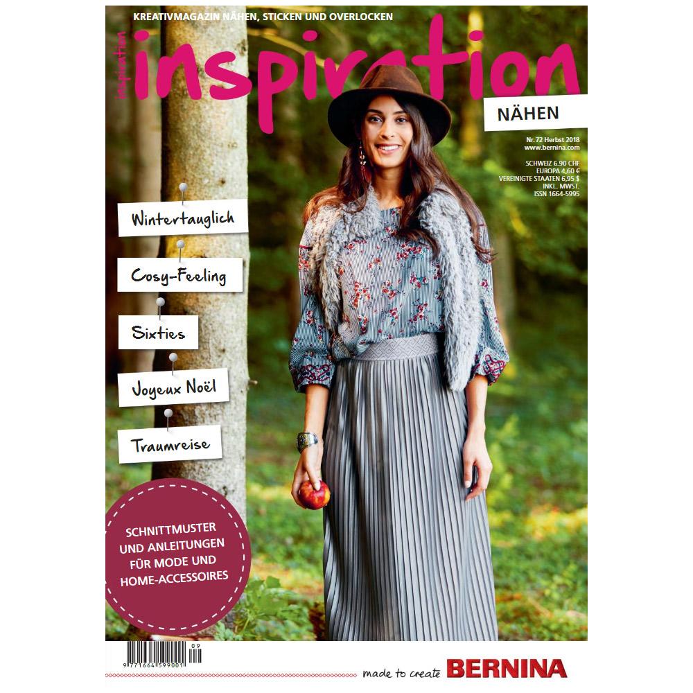 BERNINA Inspiration Nr. 72