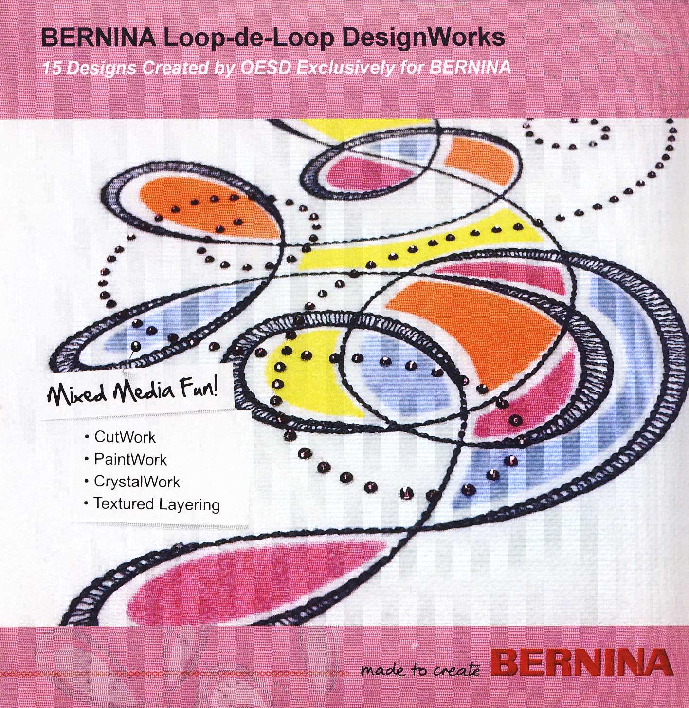 BERNINA DesignWorks CD Loop-de-Loop