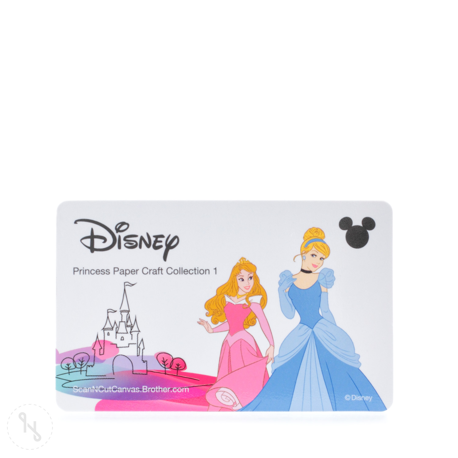 BROTHER Mustersammlung Disney Prinzessinnen 1 - 18 Designs