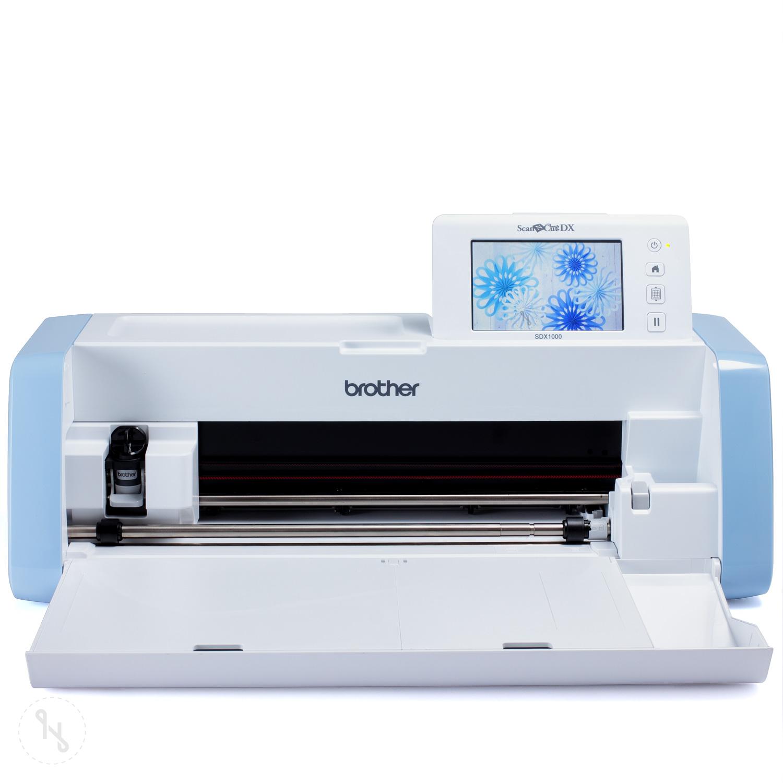 BROTHER Schneideplotter ScanNCut SDX1000