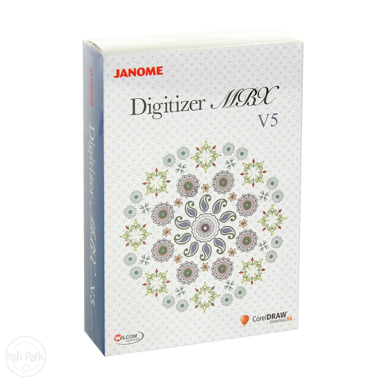 JANOME Digitizer MBX V5.0