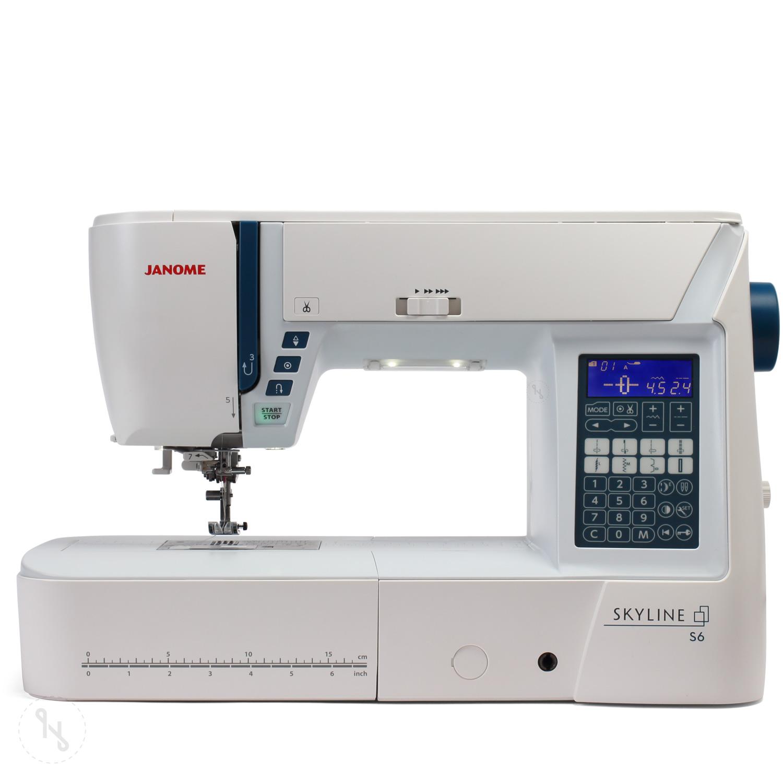 JANOME Skyline S6