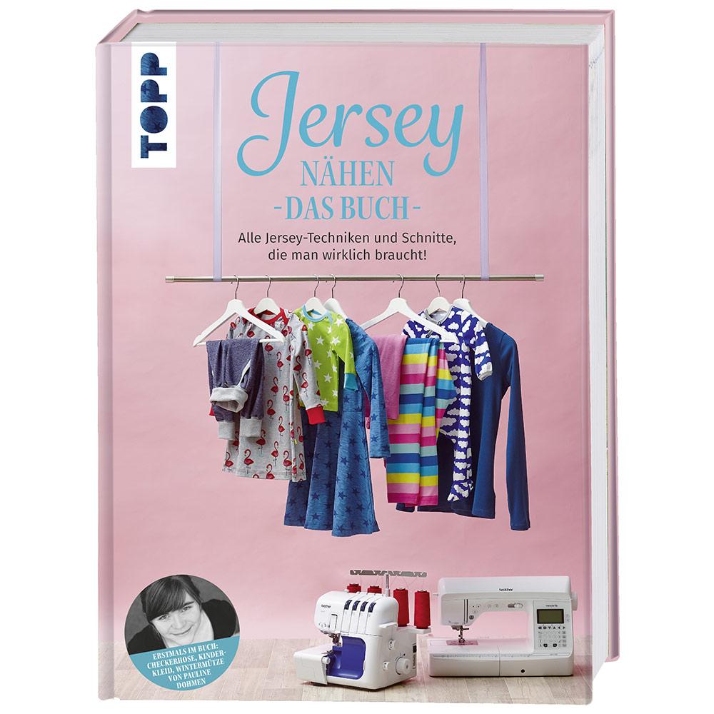 TOPP Jersey nähen - Das Buch