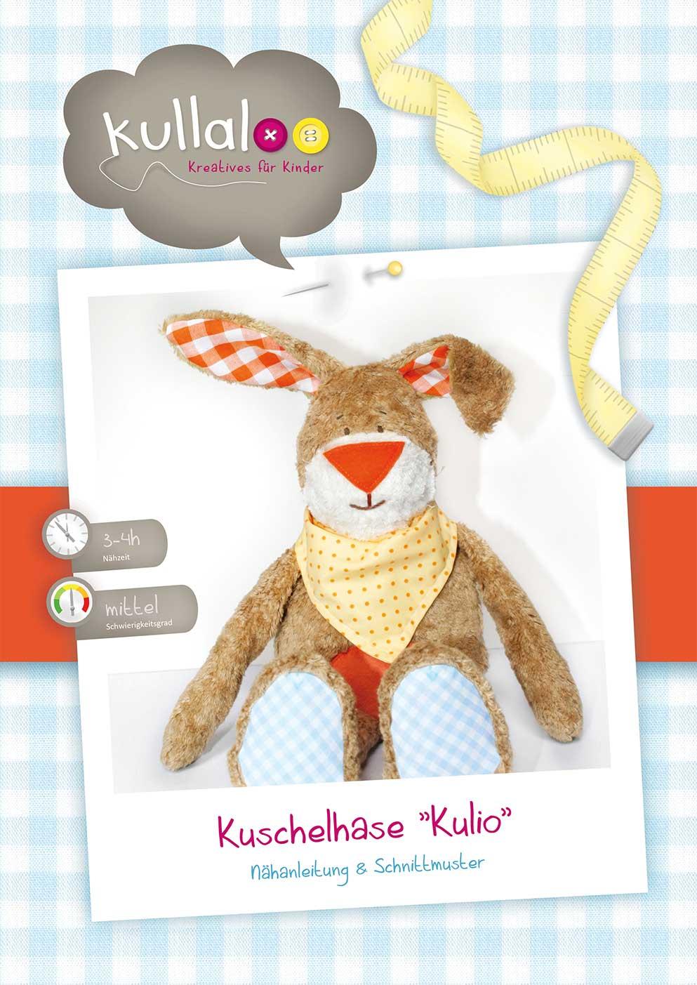 """KULLALOO Kuschelhase """"Kulio"""""""