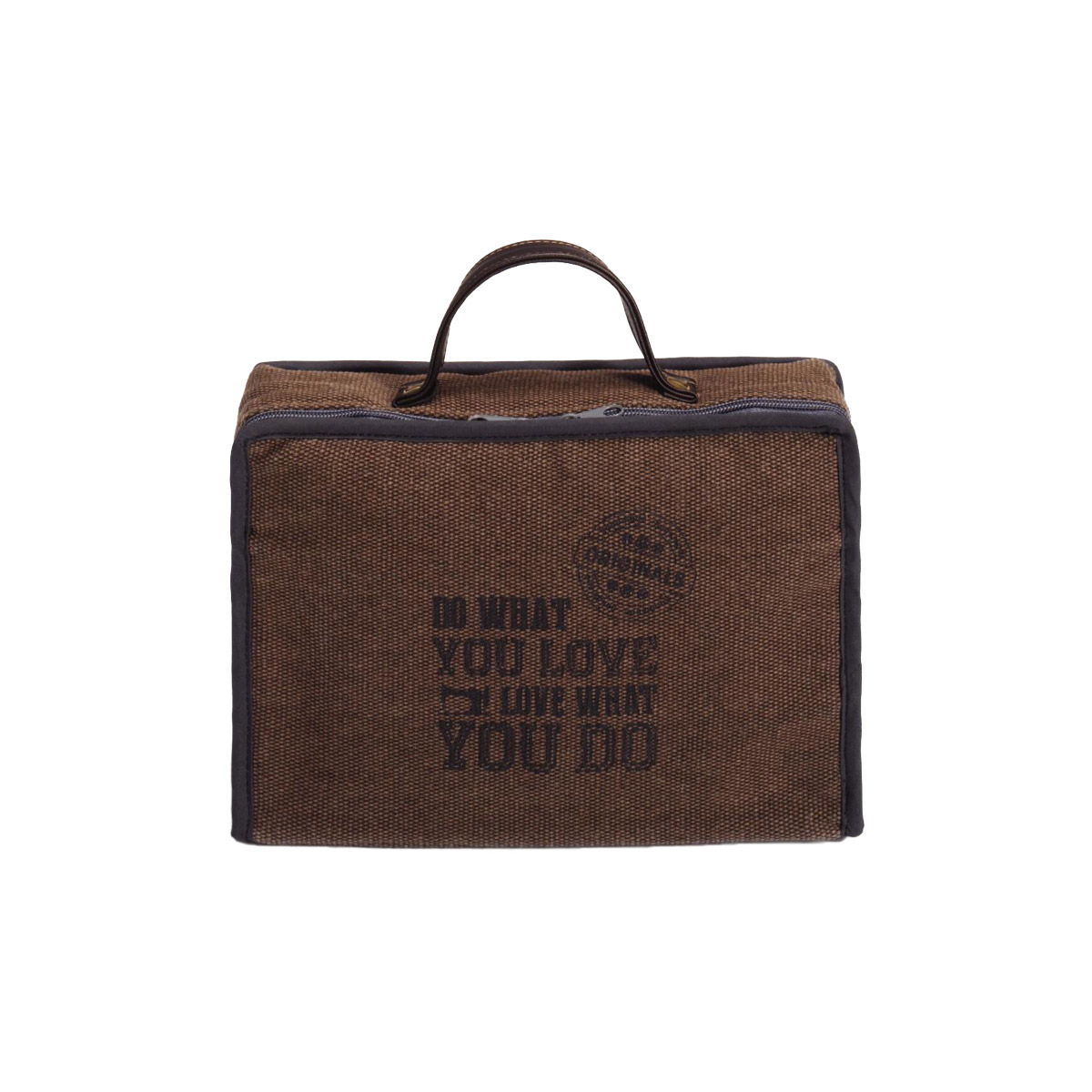 PRYM All-in-One Tasche Hand-printed Canvas S