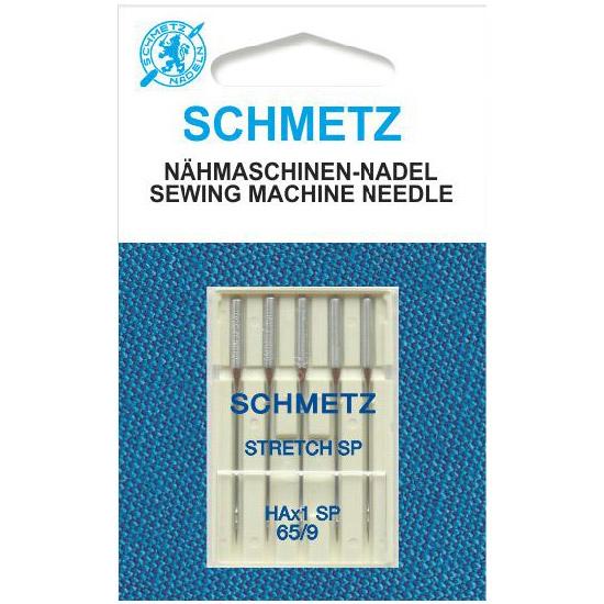 SCHMETZ Super Stretch-Nähmaschinen-Nadeln 5er Packung
