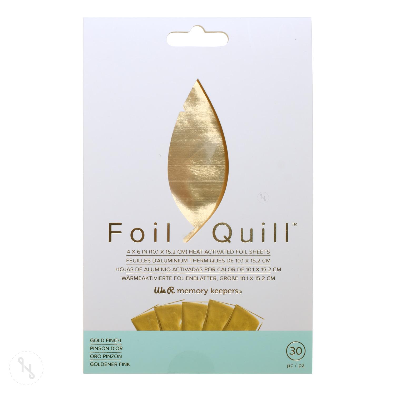 WE R MEMORY KEEPERS Folienblätter für Foil Quill