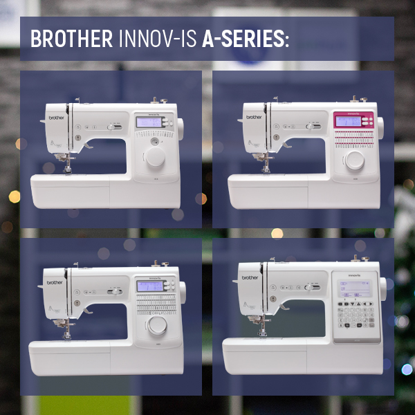 3 Brother Innov-is A-Serie xs + sm