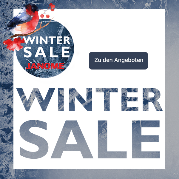7 Janome Winter-Sale xs + sm
