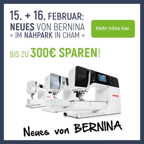 0 Neues von Bernina 2019 xs + sm