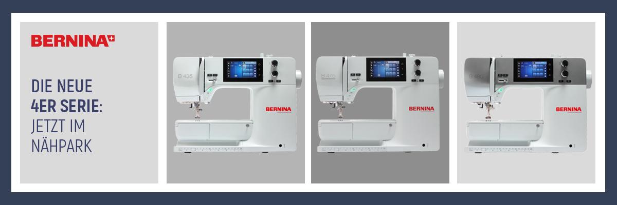 Neue Bernina 4er Serie