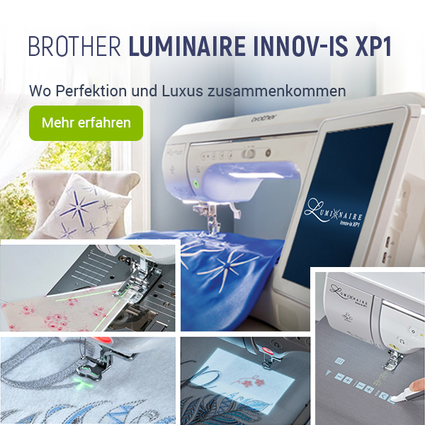 Brother Luminaire XP1 xs+sm