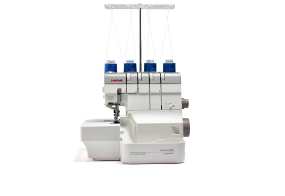 3 Janome AirThread 2000D Professional