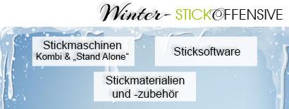nähPark Winter-Stickoffensive 2017