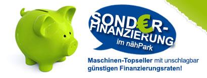 Sonderfinanzierungen