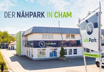 Der nähPark in Cham