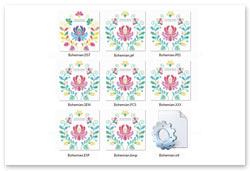 Bernina Embroidery Plus - Kompatibel mit allen gängigen Dateiformaten