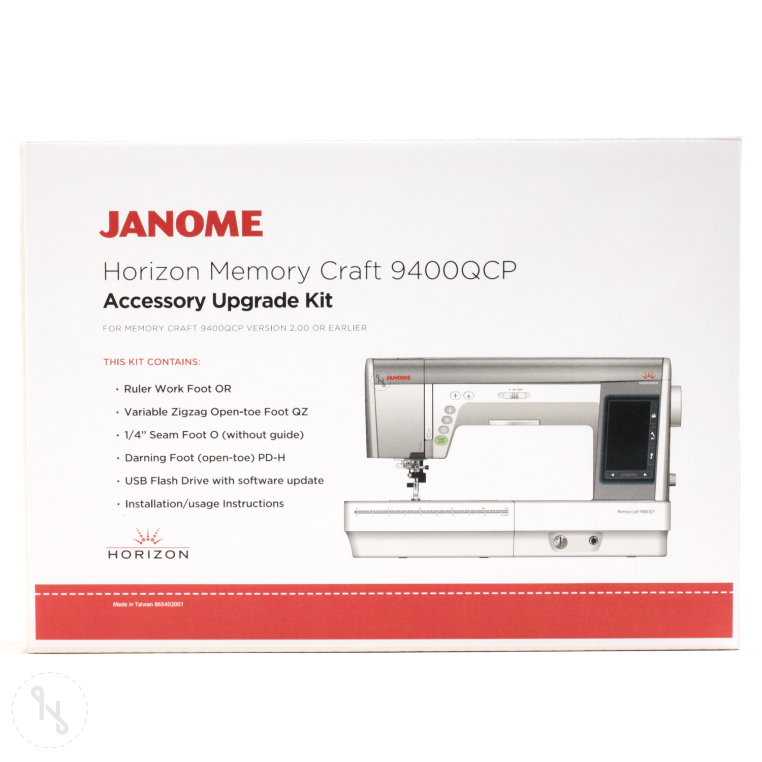 Janome Upgrade Kit für 9400 QCP